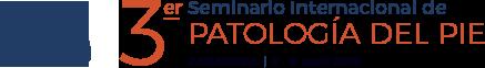 3 SEMINARIO INTERNACIONAL DE PATOLOGÍA DEL PIE Logo